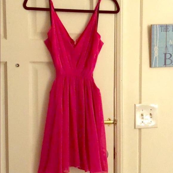 bebe Dresses & Skirts - Bebe Pink Dress